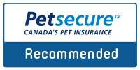 Petsecure Recommended_badge